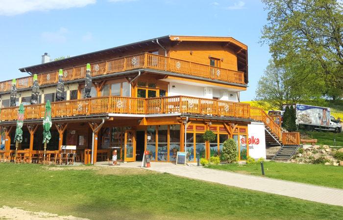 Skalka family park - restaurace a lyžařský areál Ostrava